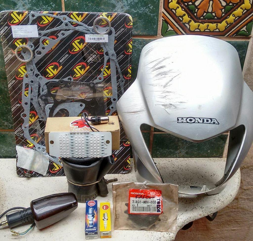 Remato Repuestos y Accesorios Honda Falcon NX400 !!