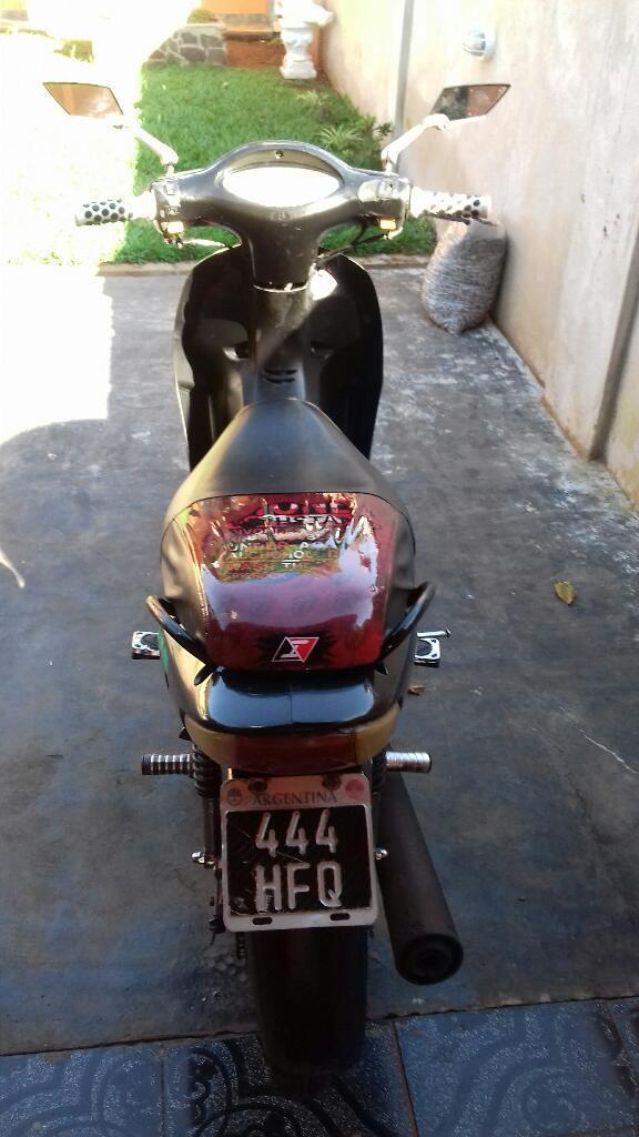 Vendo Gilera 2011 08 Título Cedula Tel 3