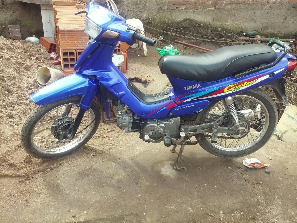 Yamaha Cripton