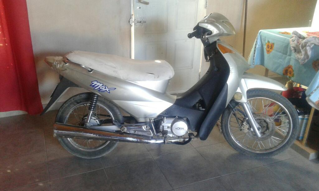 Mondial 110cc