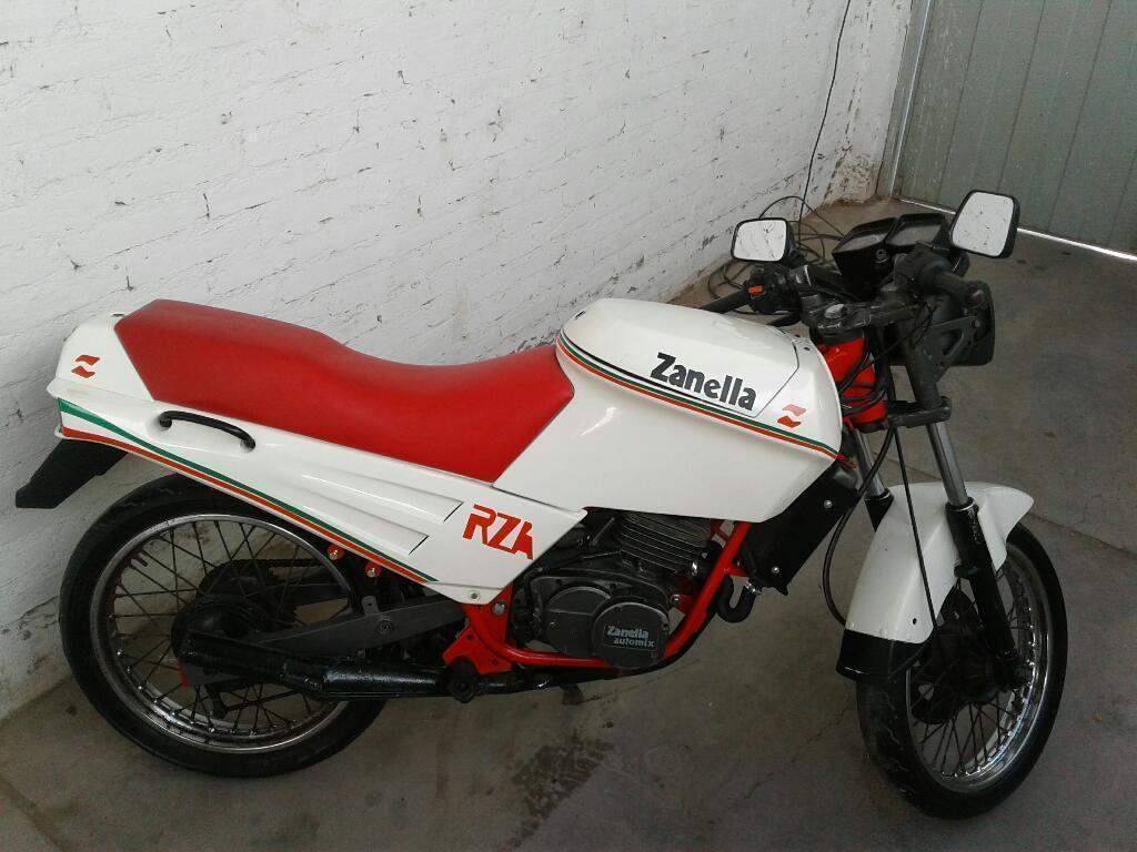 Vendo Permuto X Moto 4 Tiempos. Zanella