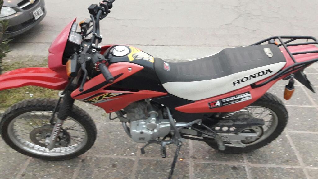 Moto Honda Xr 125 Mod2012