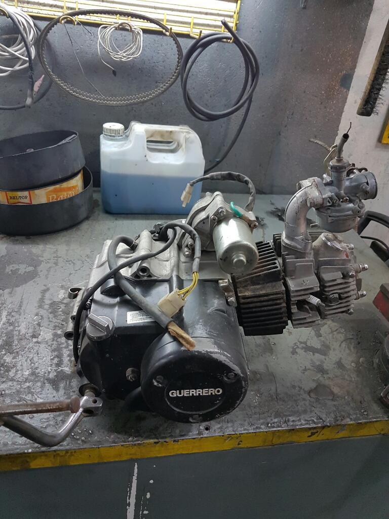 Motor Guerrero 110 2015 con Papeles