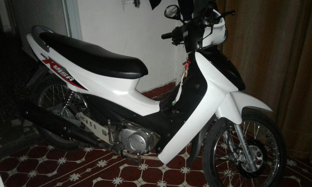 Vendo Moto 110 Kimco Modelo 2014