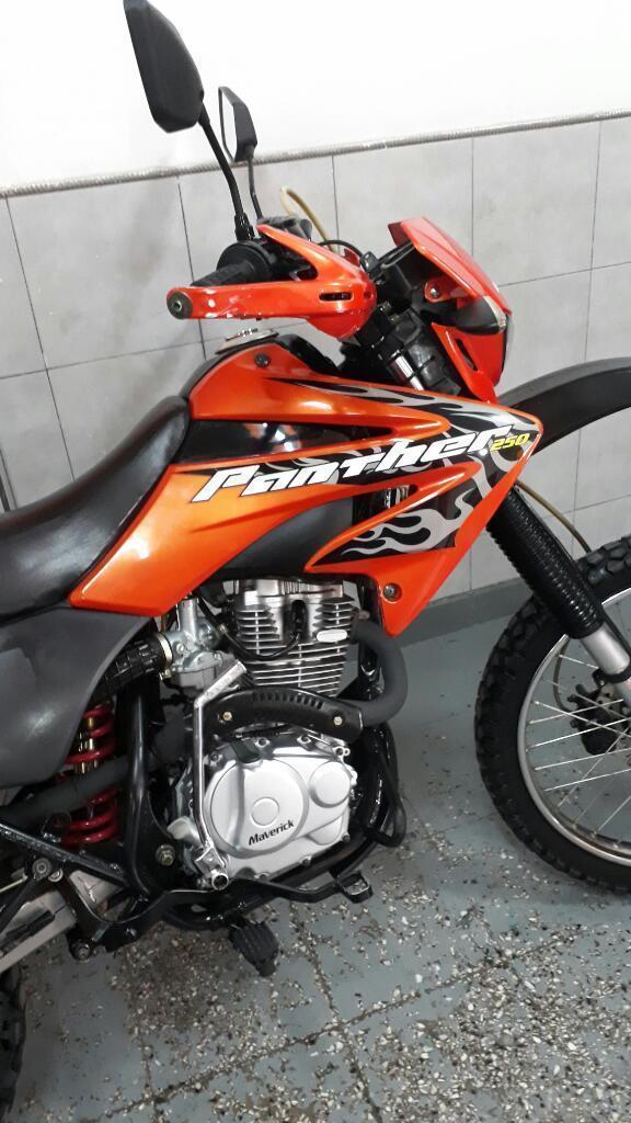 Enduro 250cc Similar a Honda Tornado