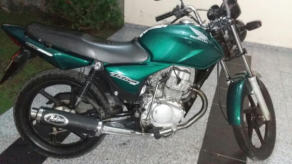 Liquido Honda Titan 150