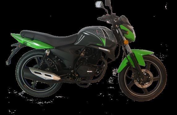 OPORTUNIDAD: BRAVA Altino 150 N 2017 0 Km Patentada Entrega Inmediata