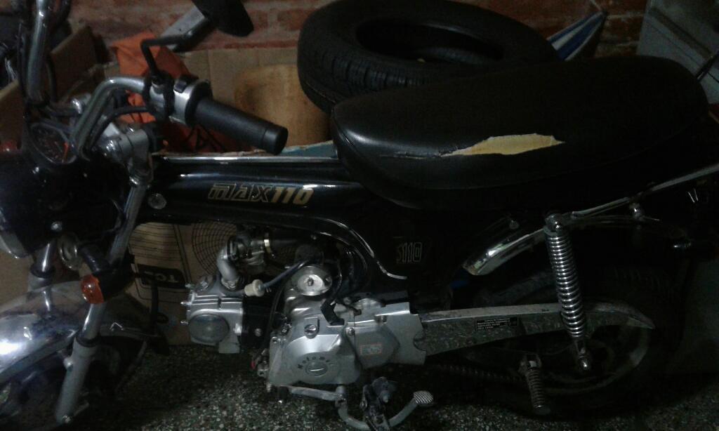 Vendo Moto Max 110