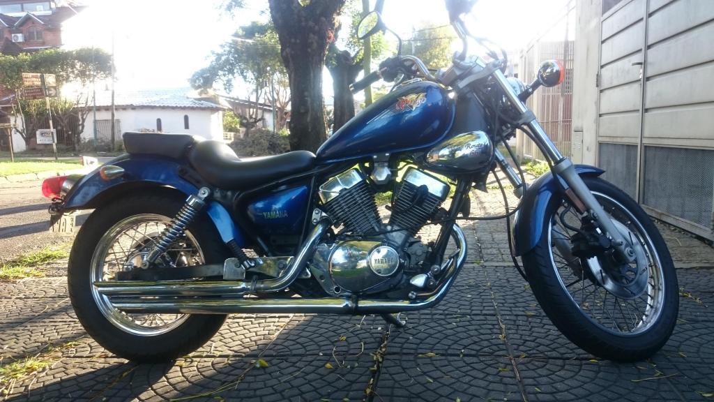 Yamaha Virago Xv250 Route 66 Japon