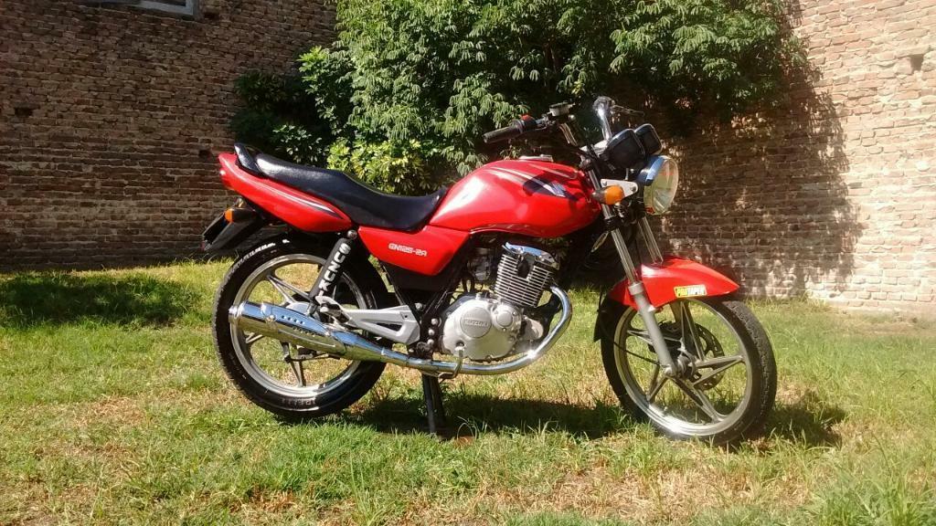 Suzuki En125 2a Olexeable