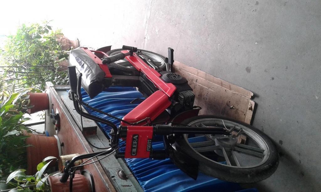 Ciclomotor Gilera Fanti 50cc con papeles