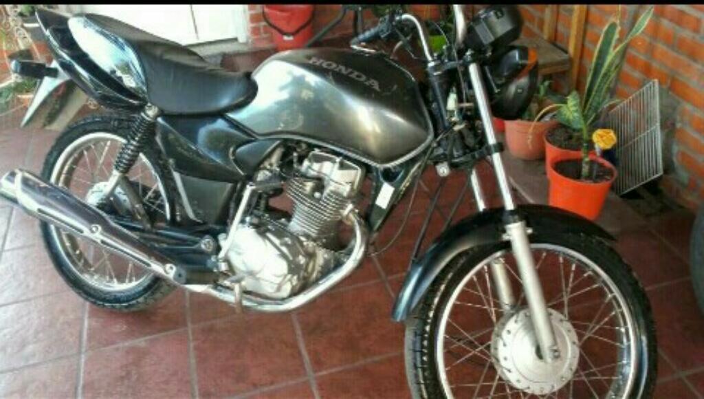 Vendo O Permuto Honda Fan 125cc Al Dia