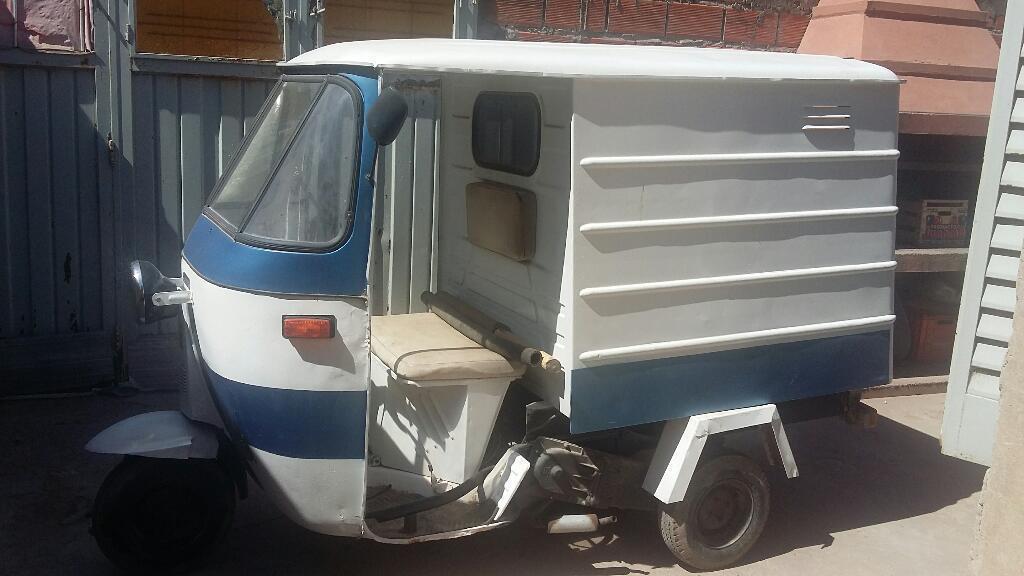 Moto Carrito para Venta Ambulante