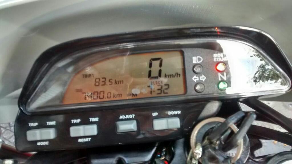 Honda Tornado Xr250 2014 Como Nueva 0km