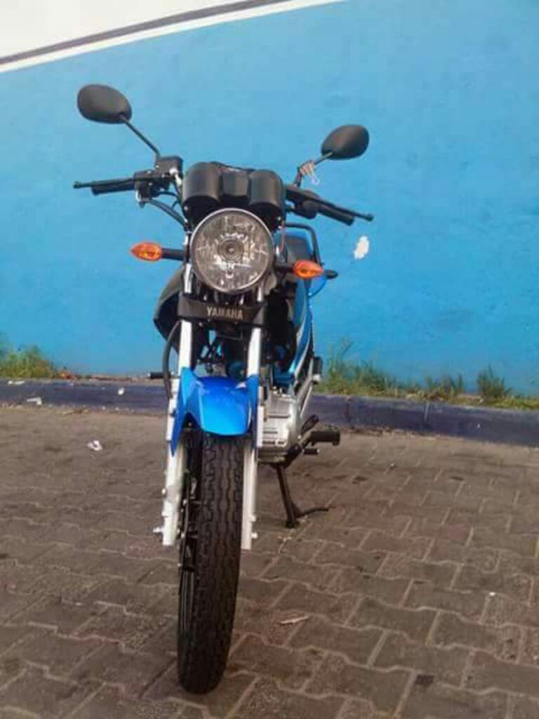 Yamaha Ybr Ed Full Inmaculada