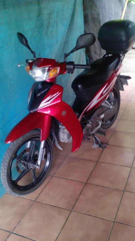 Moto Yamaha Cripton