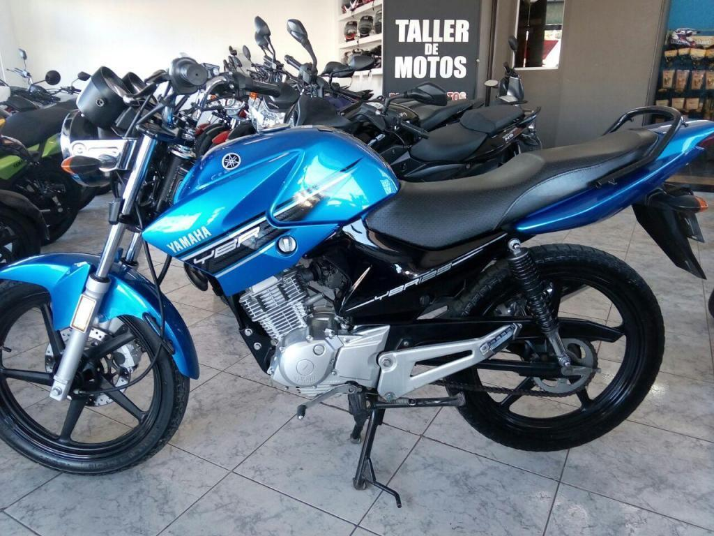 Yamaha Ybr 125 Full 2014 Financiado Minimo Anticipo