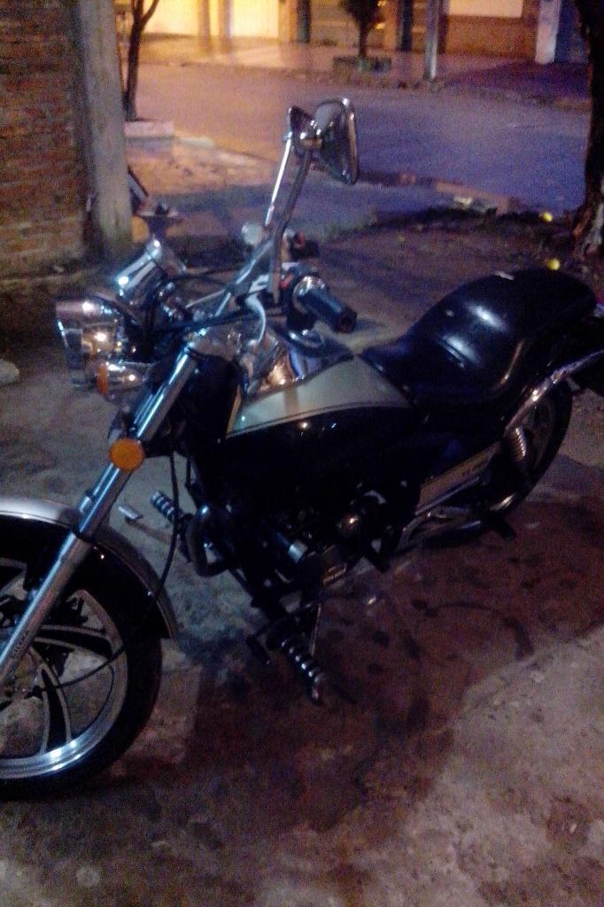 Vendo Moto Gilera Yl 200 Cc Modelo 2013