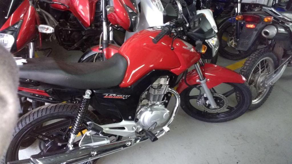 Moto Honda Titan 150cc modelo 2017 0km