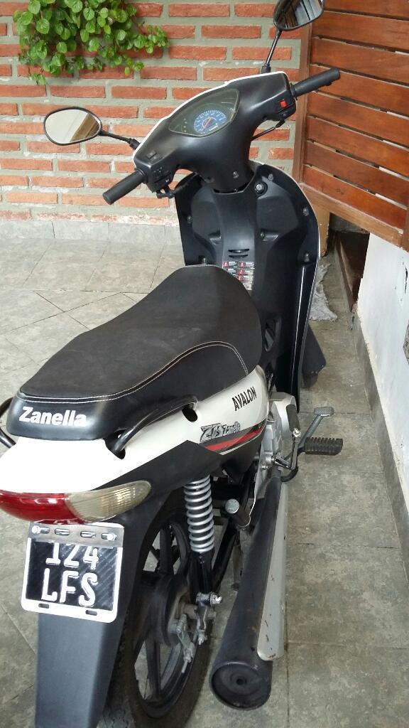 Vendo Moto Marca Zanella