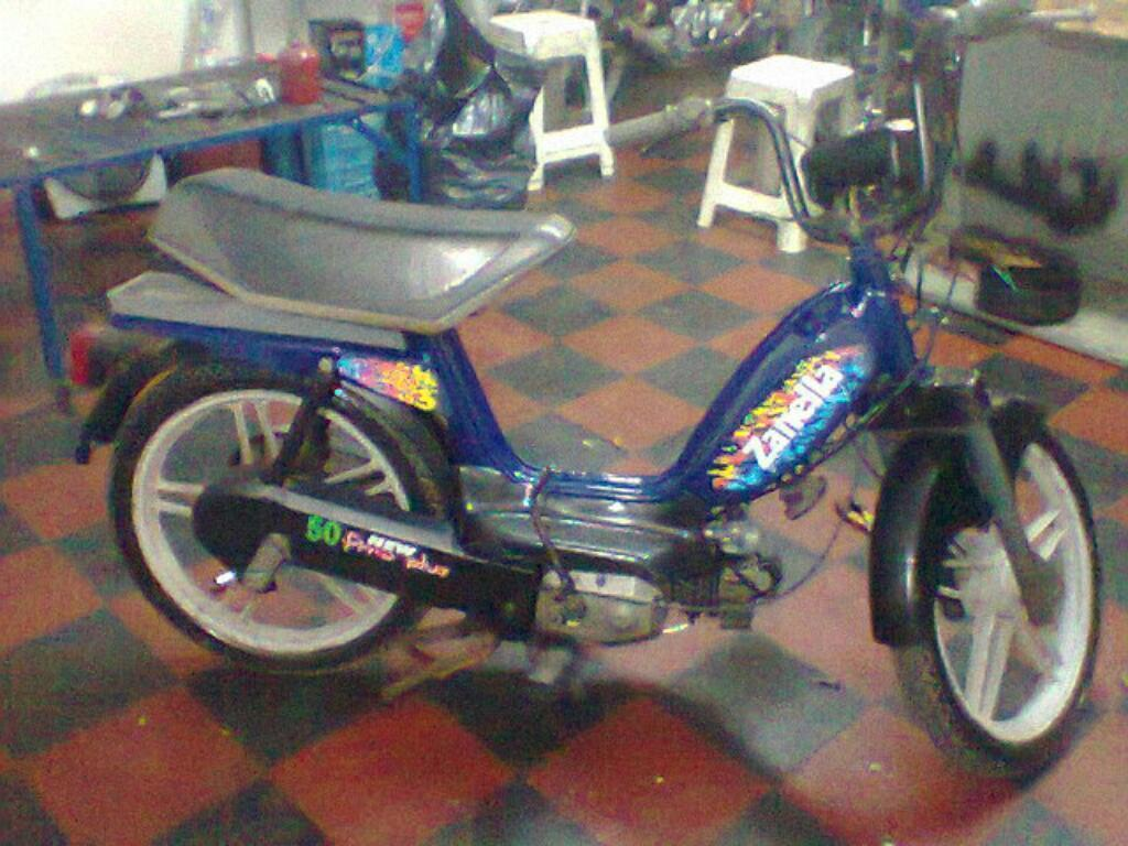 Vendo Zanella 50 Impecable