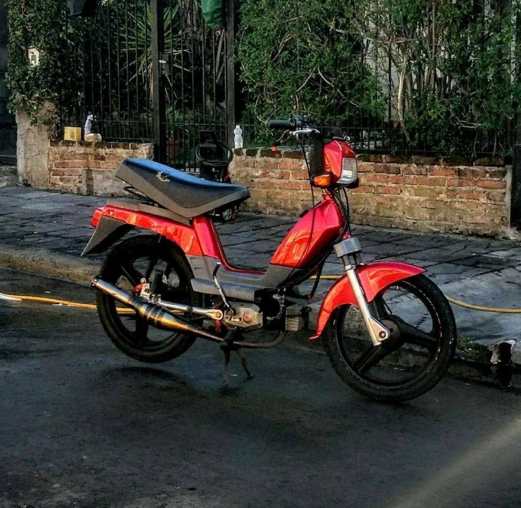 Ciclomotor Zanella Sol 50