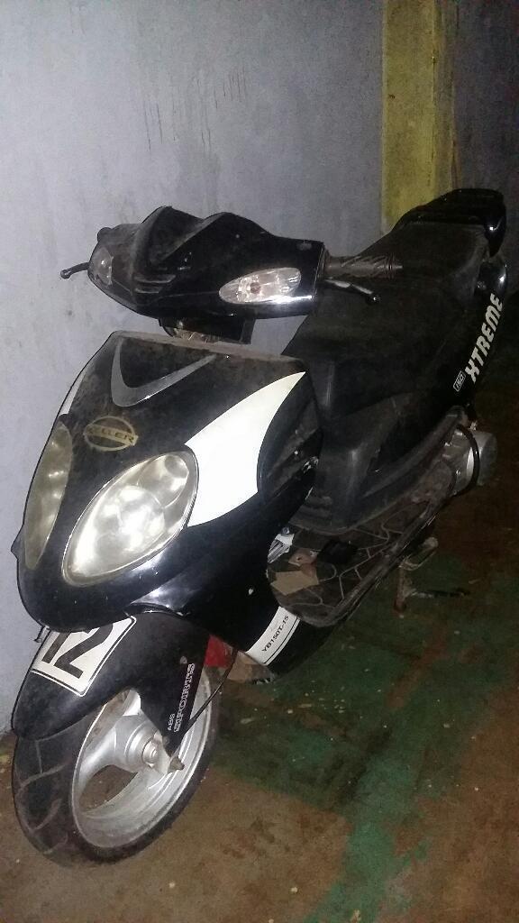 Moto Scooter 150 Keller Xtreme