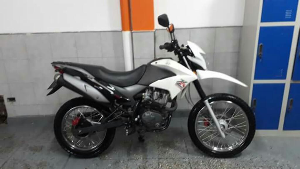 Zanella Zr 2017 Nueva Rbo Motos