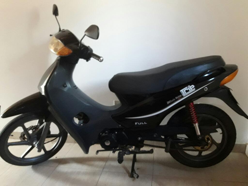 Moto Guerrero Trip Full