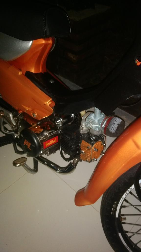 Motomel Eco 110cc Impecable