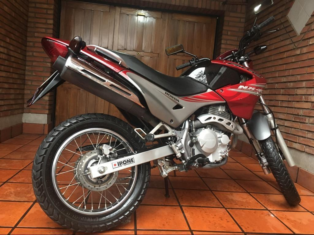 Honda Falcon Nx 400 Mod 2011