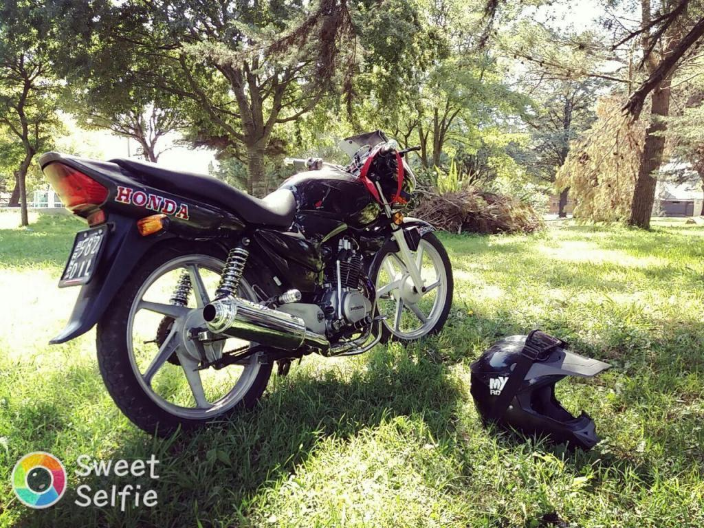 Moto Honda storm 125 Mod 2010