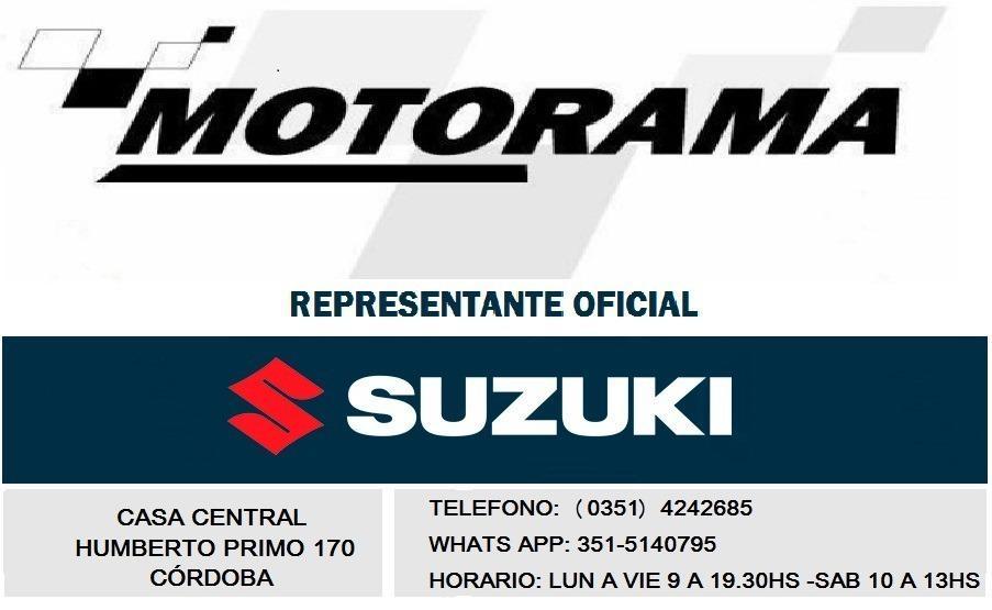 REPUESTOS Y ACCESORIOS PARA MOTO SUZUKI BRAVA BETA CONCESIONARIA OFICIAL MOTORAMA