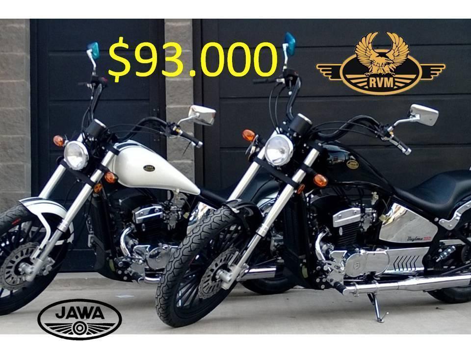 JAWA DAYTONA 350cc $93.000