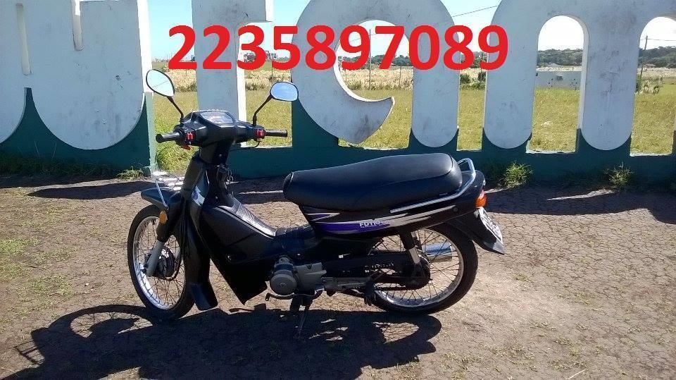 SUZUKI FD 110cc 1998 4T JAPON ORIGINAL DE FABRICA 55.500KMS MOTOR NUNCA ABIERTO PRECIO $20.000