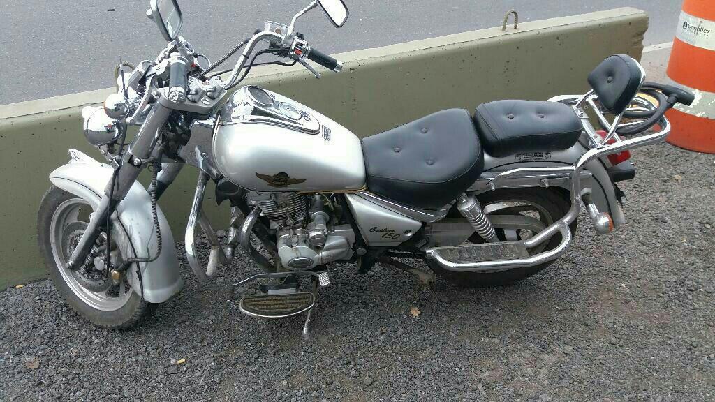 Moto Zanella Patagonia