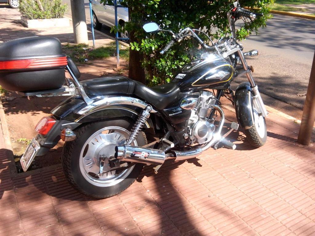 Vendo Moto Appia 200cc Modelo 2013
