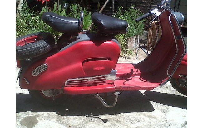 siambreta 125 cc de lujo