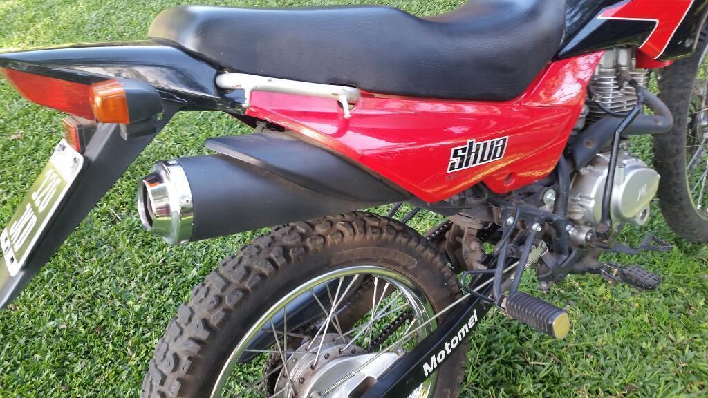 Moto Enduro Skua 150