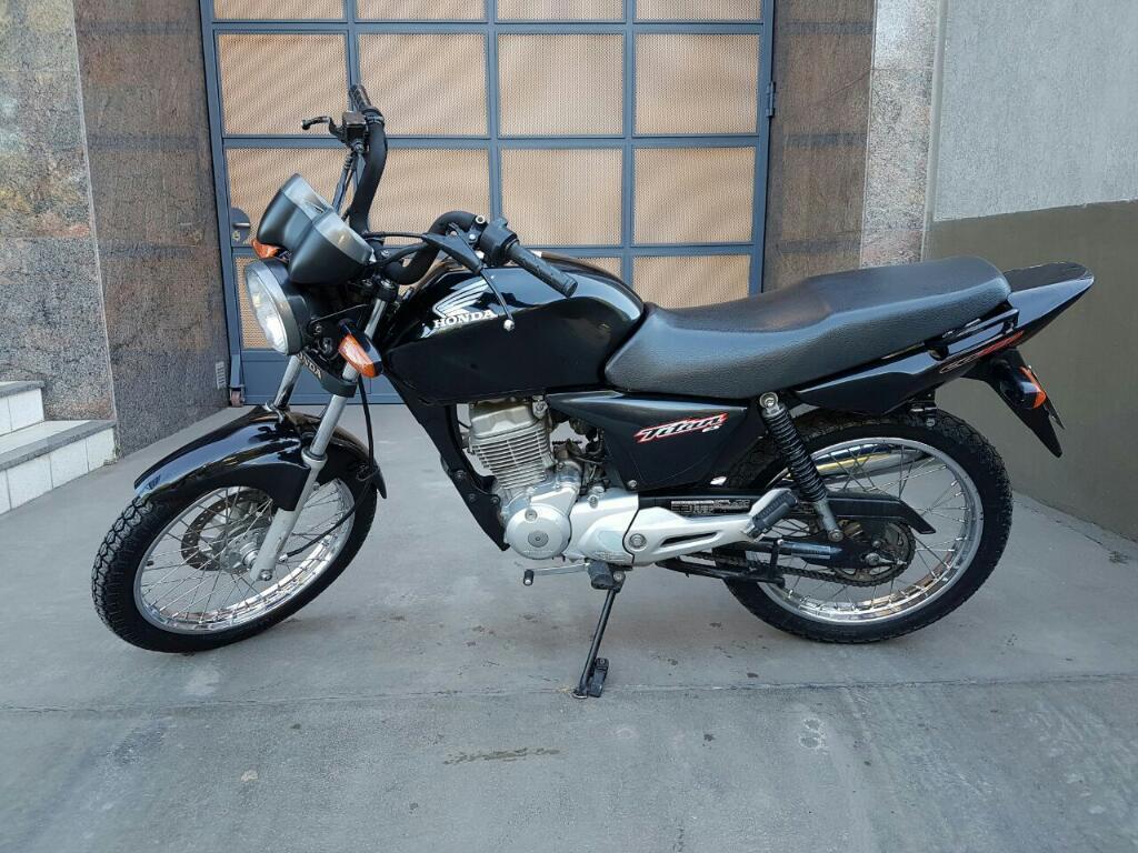 Honda Cg Titan 150 Mod 2012
