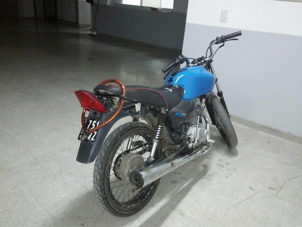 Vendo Permuto Honda Fan