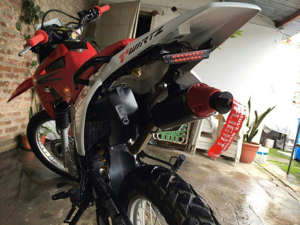 Yamaha Xtz 250 125 Skua Dr X3m Zr Ztt Cr