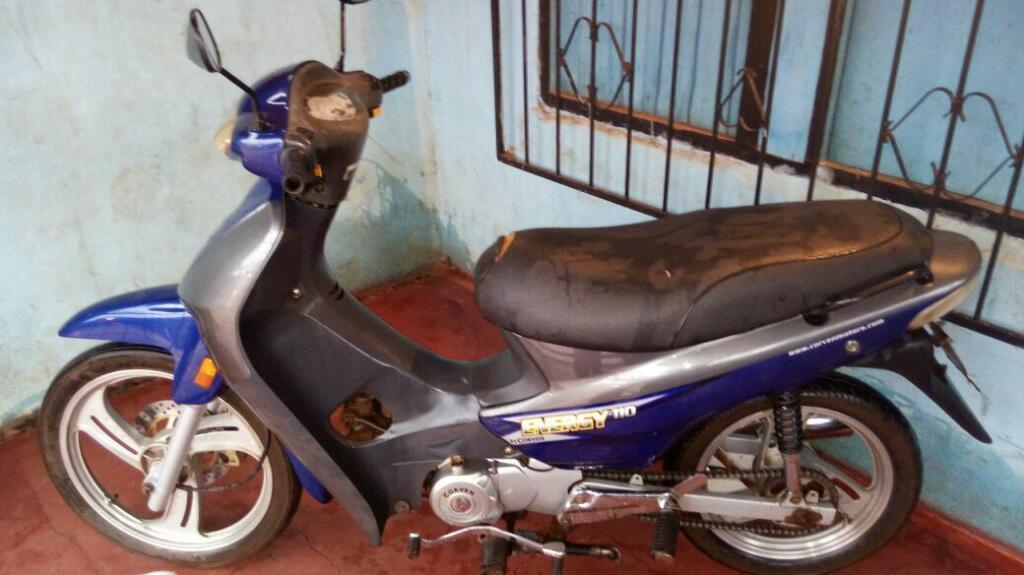 Motos 110cc
