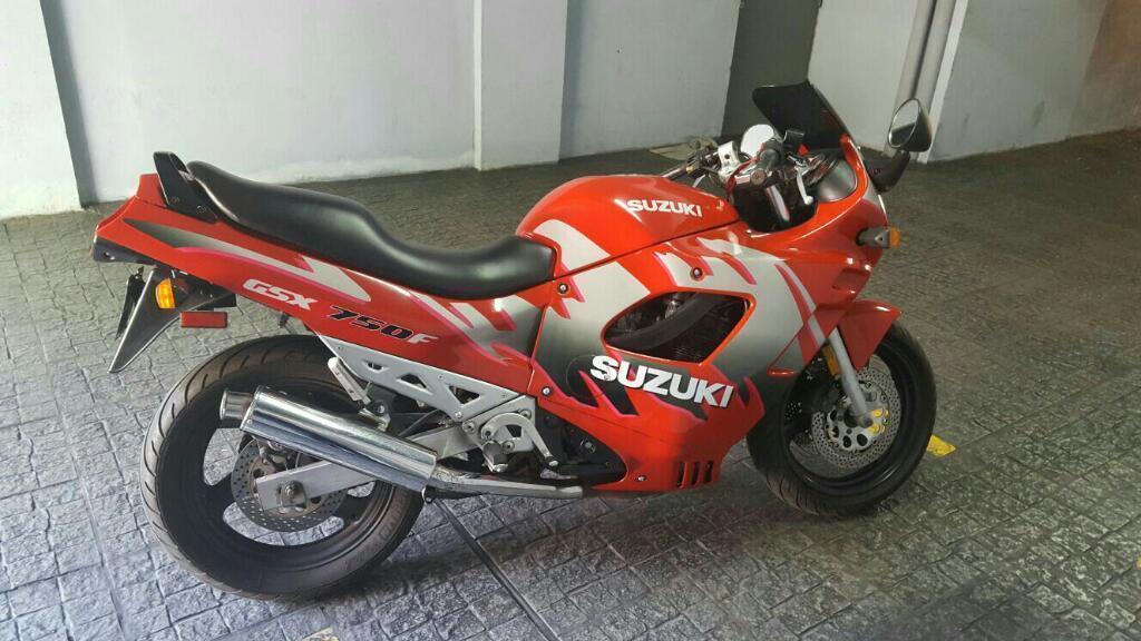 Suzuki Katana 750 F