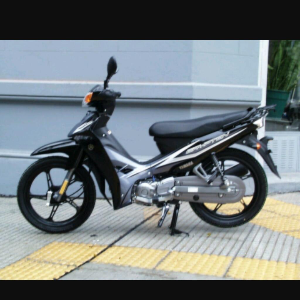Yamaha New Cripton 110