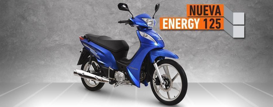 CORVEN Energy 125 Full