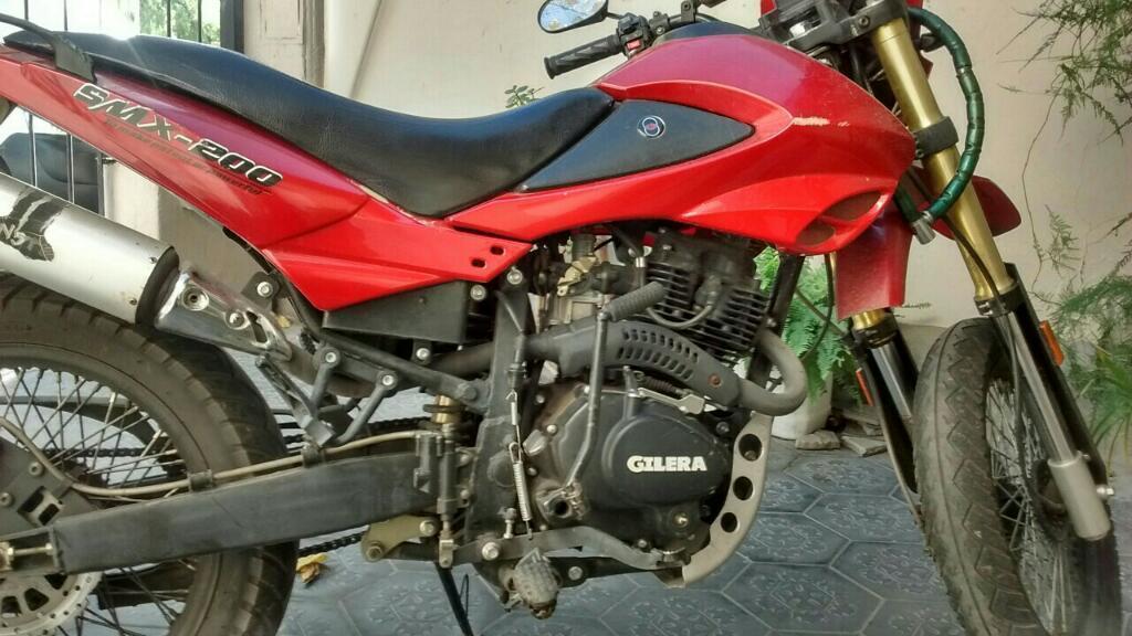 Moto Gilera 200cc