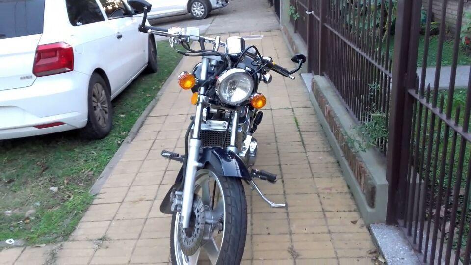 MONDIAL HD 250A INMACULADA!!!