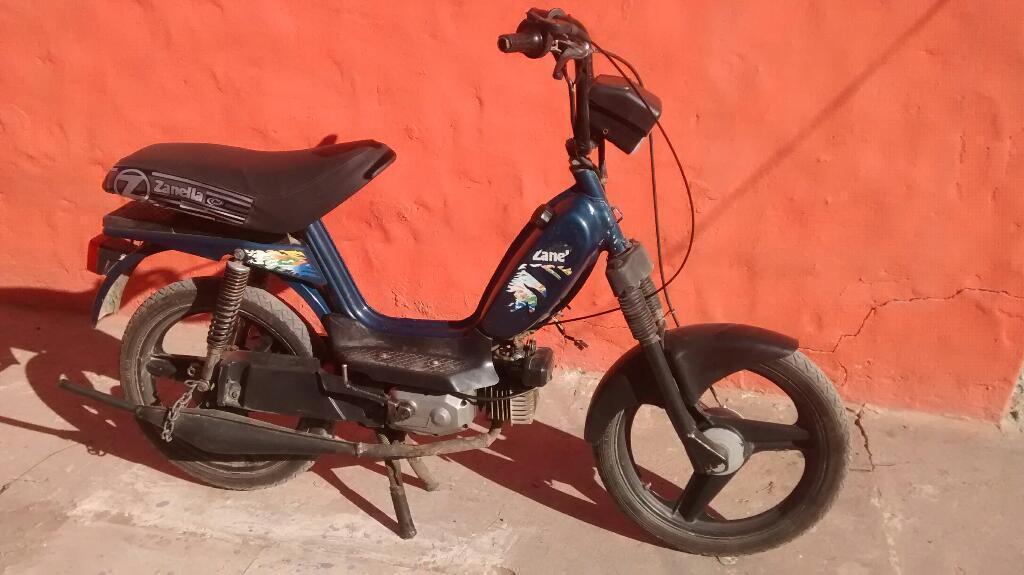 Moto Zanella 50