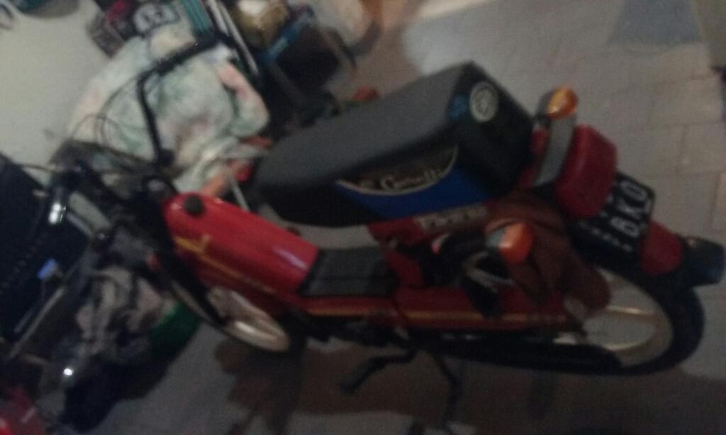 Vendo O Permuto por Moto 110cc
